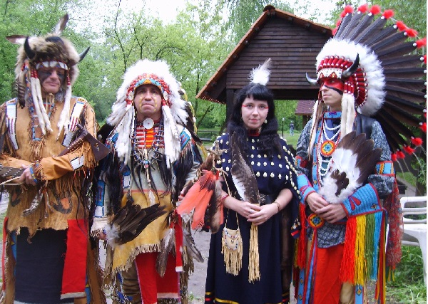 Прокат костюмов. Индейцы