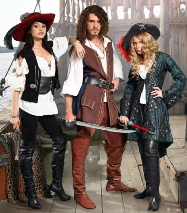 Прокат костюмов. Пираты