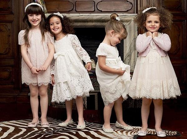 Одежда для маленьких модниц