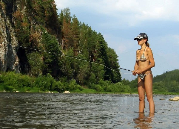 запрет на рыбалку в реке мана
