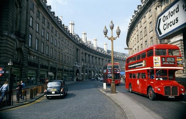 Визы в Лондон 1