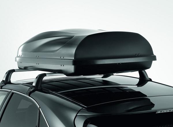 Багажник на Toyota 2