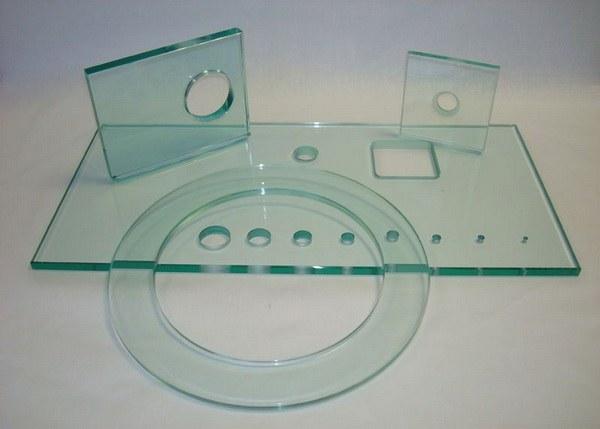 Обработка стекла 3
