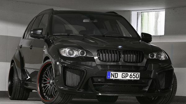 Кроссовер BMW X5 1