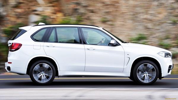 Кроссовер BMW X5 2