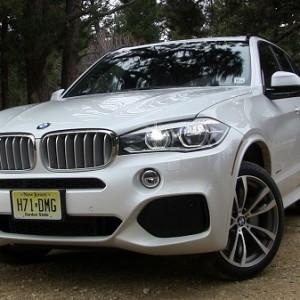 Кроссовер BMW X5 – третье поколение