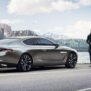 BMW Gran Lusso Coupe – новый прототип восьмой серии