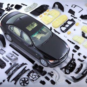 Автомобильные запчасти и аксессуары