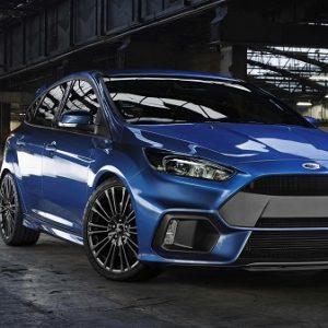 Тест нового Ford Focus RS (III) на грани возможного