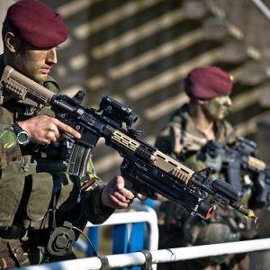 Военные нидерланд