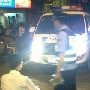 Китай: нарушителей ПДД «пытали» светом