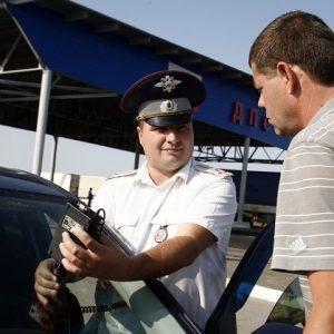 Штрафы за тонировку автомобиля