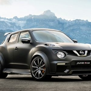 Спринт: Nissan Juke