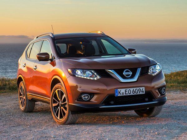 Nissan X-Trail 2015 года – техническая комплектация