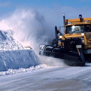 Спецтехника. Выбор снегоуборочной техники и правильное обращение с ней