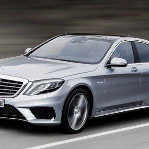 Новый Mercedes-Benz S Class W222