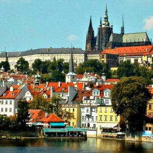 Хочу жить в Праге