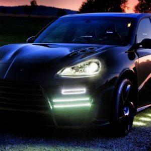 Наиболее эффективные лампочки для освещения авто дороги