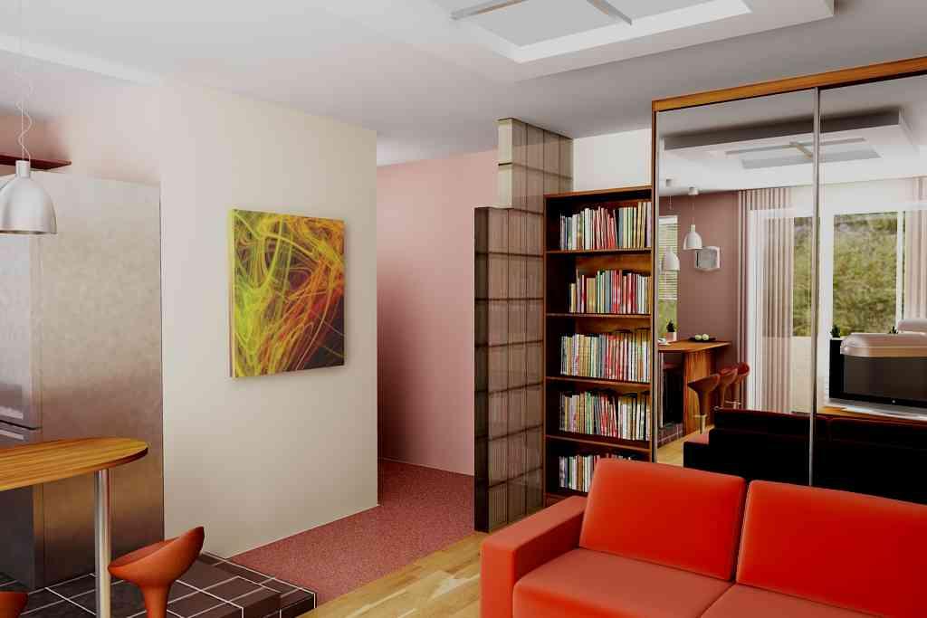 Маленькая комната - только для сна