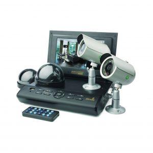 Видеонаблюдение, современная защита дома