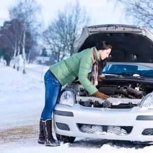 Уход за автомобилем зимой и безопасные запуски двигателя
