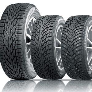 Выбираем зимние шины для легкового автомобиля