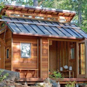 Как построить дешево дом из дерева