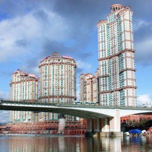 Однокомнатные квартиры в Москве и Московской области