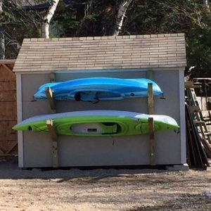Бытовка для хранения лодок