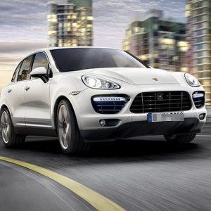 Аренда Porsche Cayenne для компаний - преимущества
