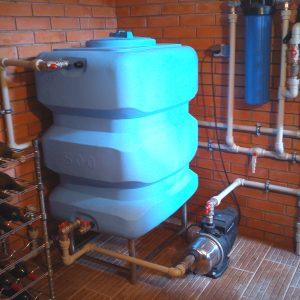 Где разместить топливный бак - дома или снаружи?